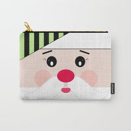 Santa Claus 4 Carry-All Pouch
