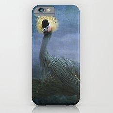Crowned Crane iPhone 6s Slim Case