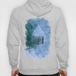 Water, Property of the People 1 Hoody