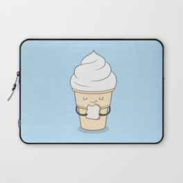 ice cream sandwich Laptop Sleeve