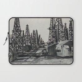Boom Town Laptop Sleeve