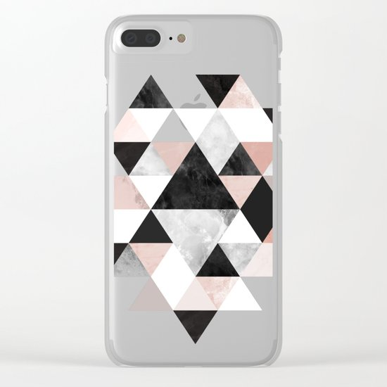 Graphic 202 Clear iPhone Case