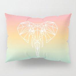 Elephant #20 Pillow Sham