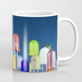 LED diodes Coffee Mug