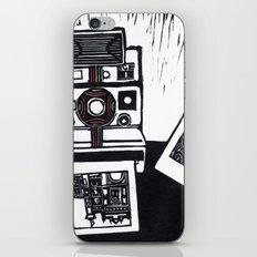 I dream in Polaroid  iPhone & iPod Skin