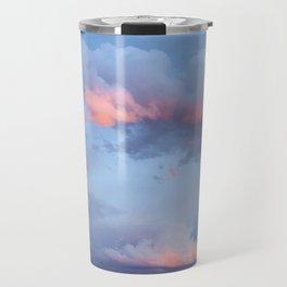 Warm Clouds Travel Mug