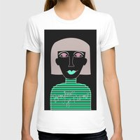 french T-shirts featuring French by Julieta Gutnisky