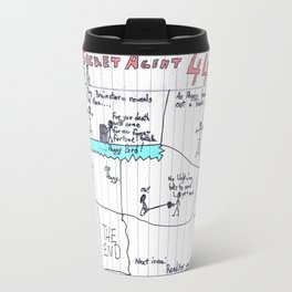 Max Morrocco: Issue 4 Travel Mug