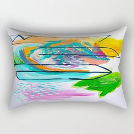 Steps Rectangular Pillow