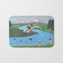 Looking for Nessie - Scotties - Scottish Terriers Bath Mat