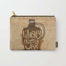 Whiskey in the Jar Carry-All Pouch