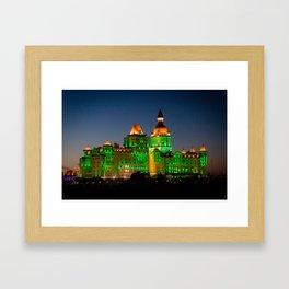Wizard Castle Framed Art Print