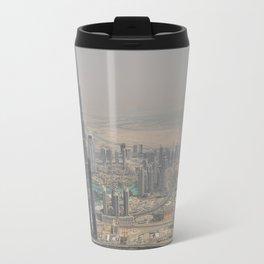 Dubai #society6 #decor #buyart Travel Mug