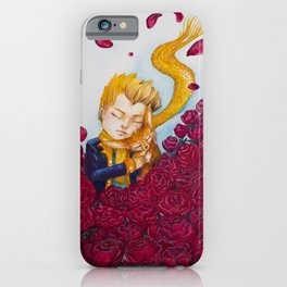 Prince and friendship iPhone Case