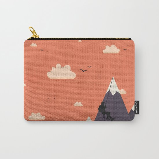 On the Top Carry-All Pouch