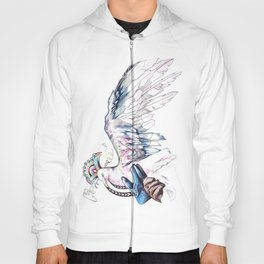 Like soaring through the heavens  Hoody