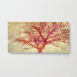 Alessio Aprile - Coral Tree Metal Print