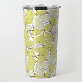 ginkgo leaves (special edition) Travel Mug