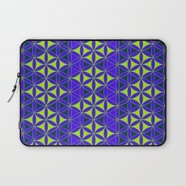 Flower of Life Pattern 8 Laptop Sleeve