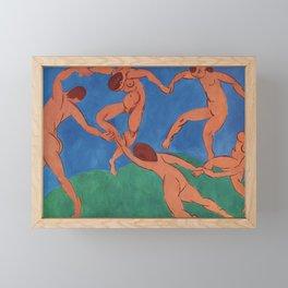 THE DANCE - HENRI MATISSE Framed Mini Art Print