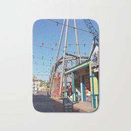 Amusement park Bath Mat