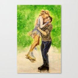 Desirous Canvas Print