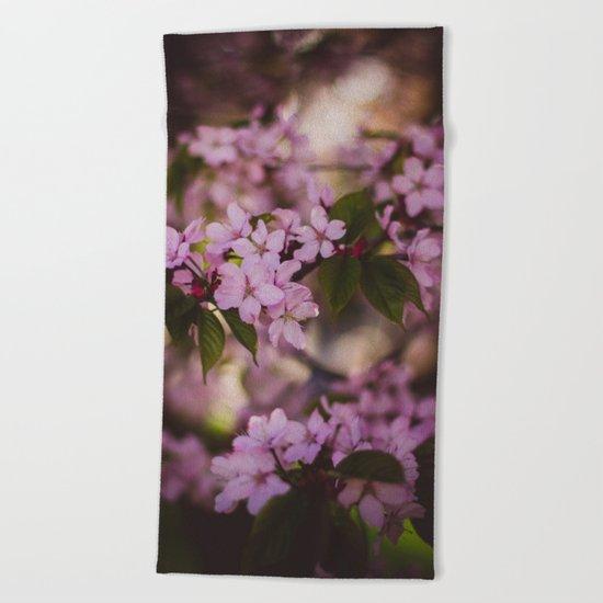 Beauty of Spring IV Beach Towel