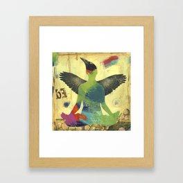 B3 Framed Art Print