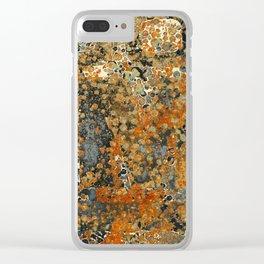 Rust 300 Clear iPhone Case