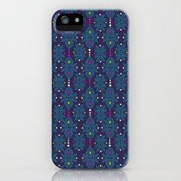 Stella Pattern iPhone Case