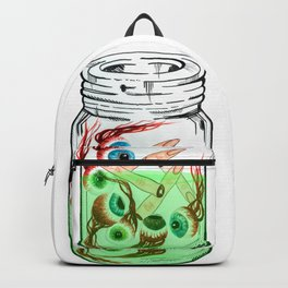 Pickled Enemies Backpack