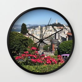 lombard Wall Clock
