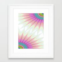 sunshine Framed Art Prints featuring Sunshine by David Zydd