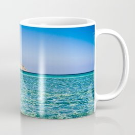 Elafonisi beach Coffee Mug