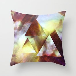"""""""SLOWmagic"""", by Brock Springstead Throw Pillow"""