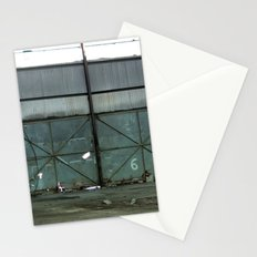 Empty Warehouse Stationery Cards