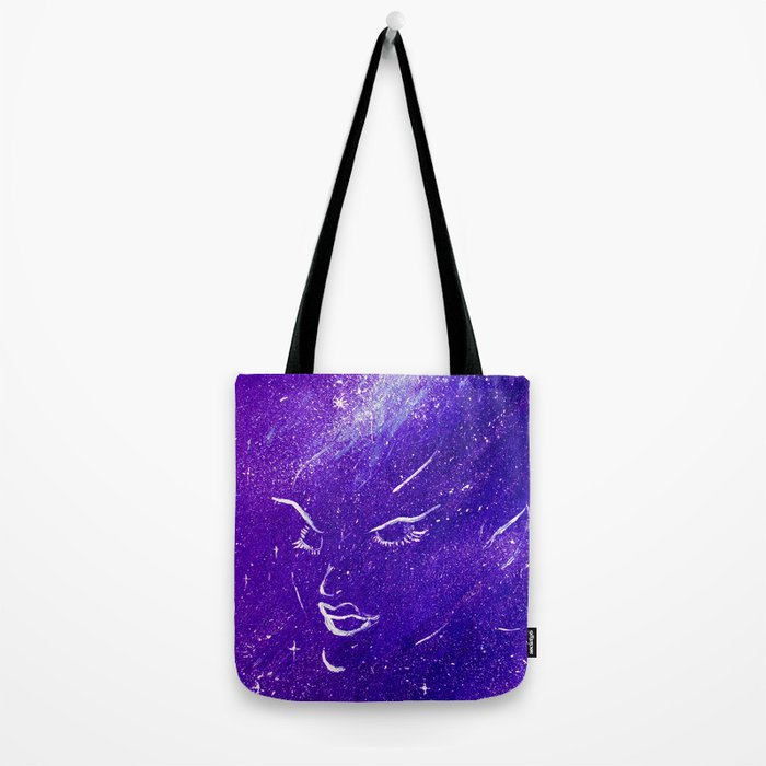 Space Elf Tote Bag
