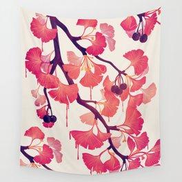 O Ginkgo Wall Tapestry