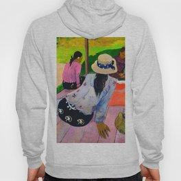 The Siesta (ca. 1892–94) by Paul Gauguin Hoody