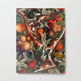 Magical Garden I Metal Print