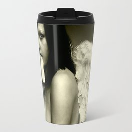 No angel Travel Mug