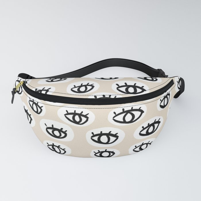 eyes Fanny Pack