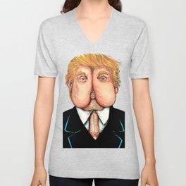 Trump Rump Unisex V-Neck