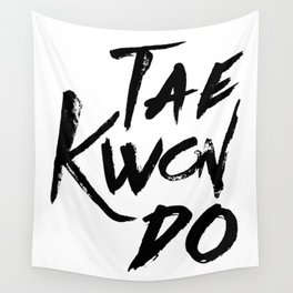 Tae-Kwon-Do Wall Tapestry