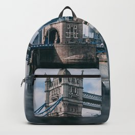 London Bridge Tower (Color) Backpack