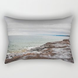 Artist Point Trail, Grand Marais, Minnesota 21 Rectangular Pillow