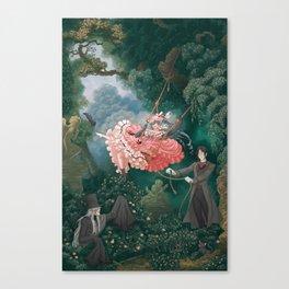 Happy Accidents of Kuroshitsuji Canvas Print