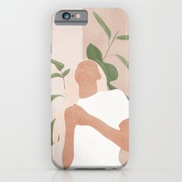 Gracefully iPhone Case