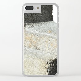 block study Clear iPhone Case