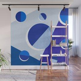 Japanese Patterns 02v Wall Mural